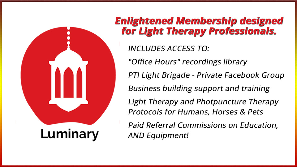 Become a Luminary Supporting Member!
